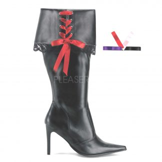 Wildside Ribbon Accent Knee Boot