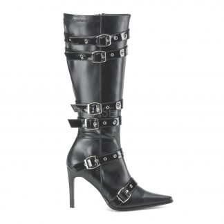 Spicy Black Knee Boot