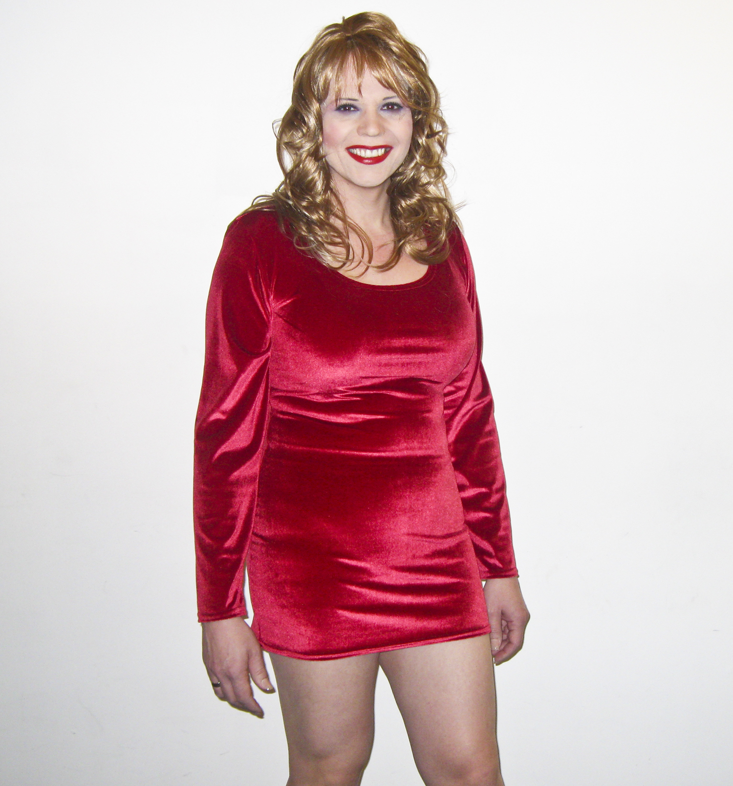 Black or Red Velvet Dress u2013 Shop Wildside