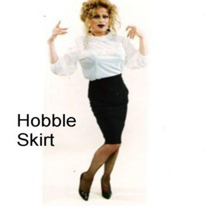 Hobble Skirt