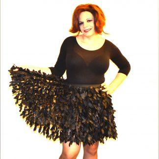 Petal Skirt is a Light Fluffy Party Skirt