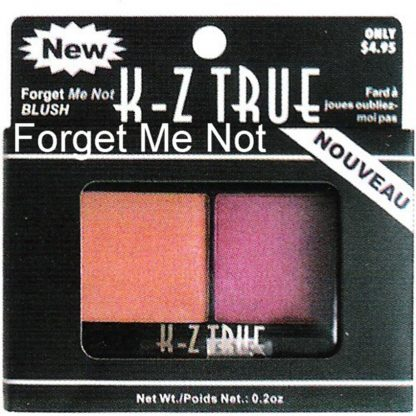 Blush Duo Forget Me Not