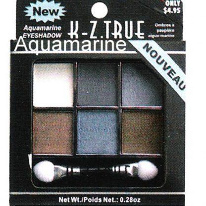 Aquamarine Eyeshadow Collection