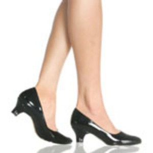 3 Inch Block Heel Pump