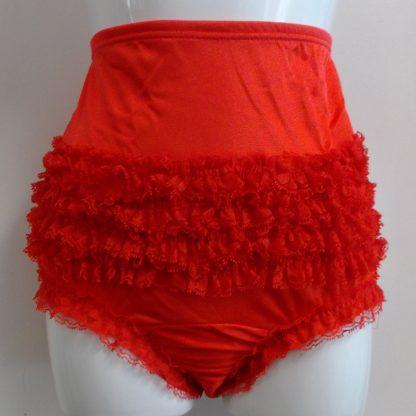 Red Tennis Panty