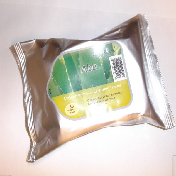 Makeup Remover Towelettes