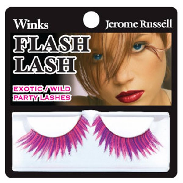 Flash Lash pink purple