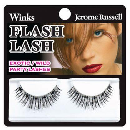 Flash Lash silver black