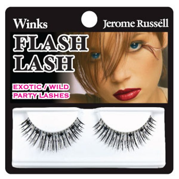 Flash Lash silver black