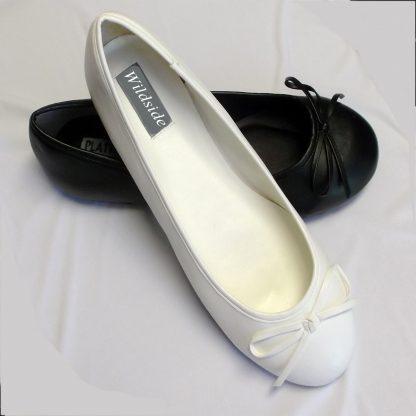 Wide Width Ballet Slipper