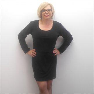 Stretchy black Dress