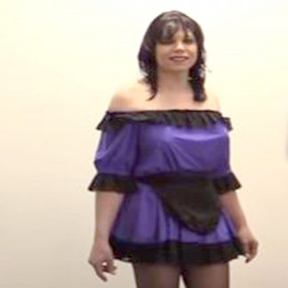 French Maid Purple