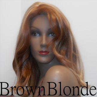Clara brown blonde mix