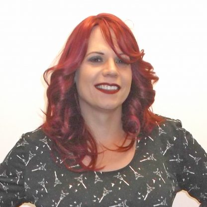 Clara Wig Red